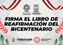 LIBRO VIRTUAL DEL BICENTENARIO YANAHUARA
